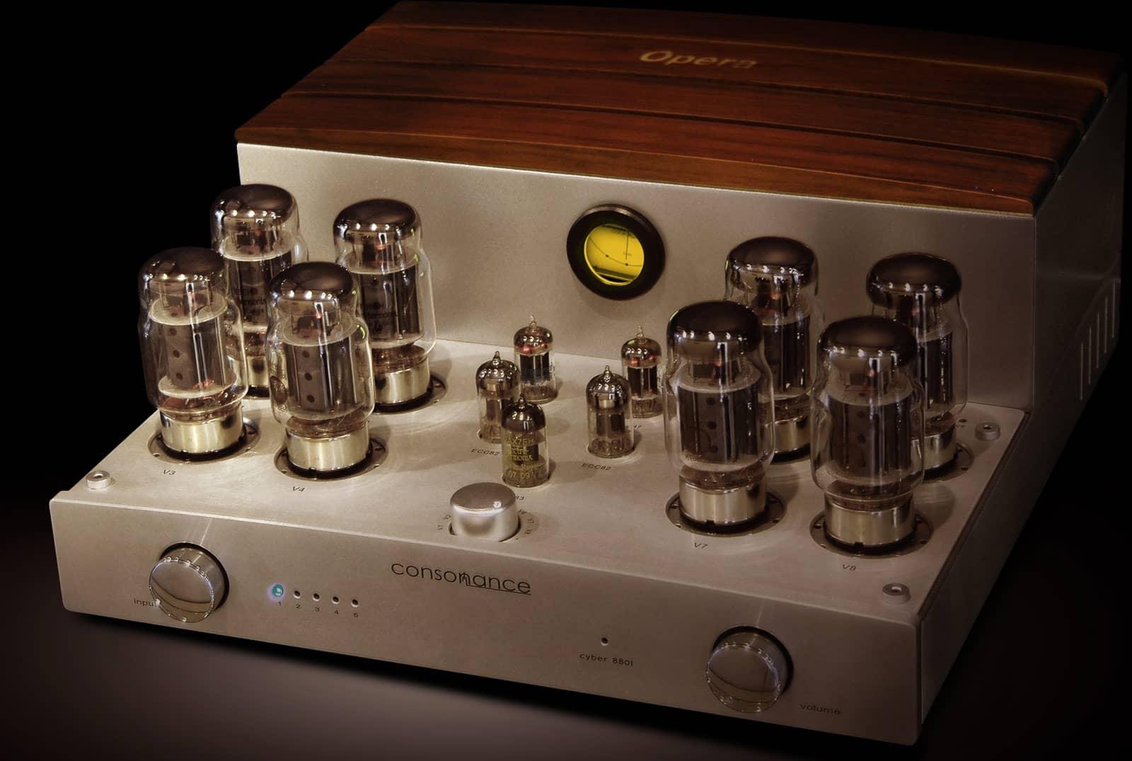 Buy tube amplifier from Opera Consonance online